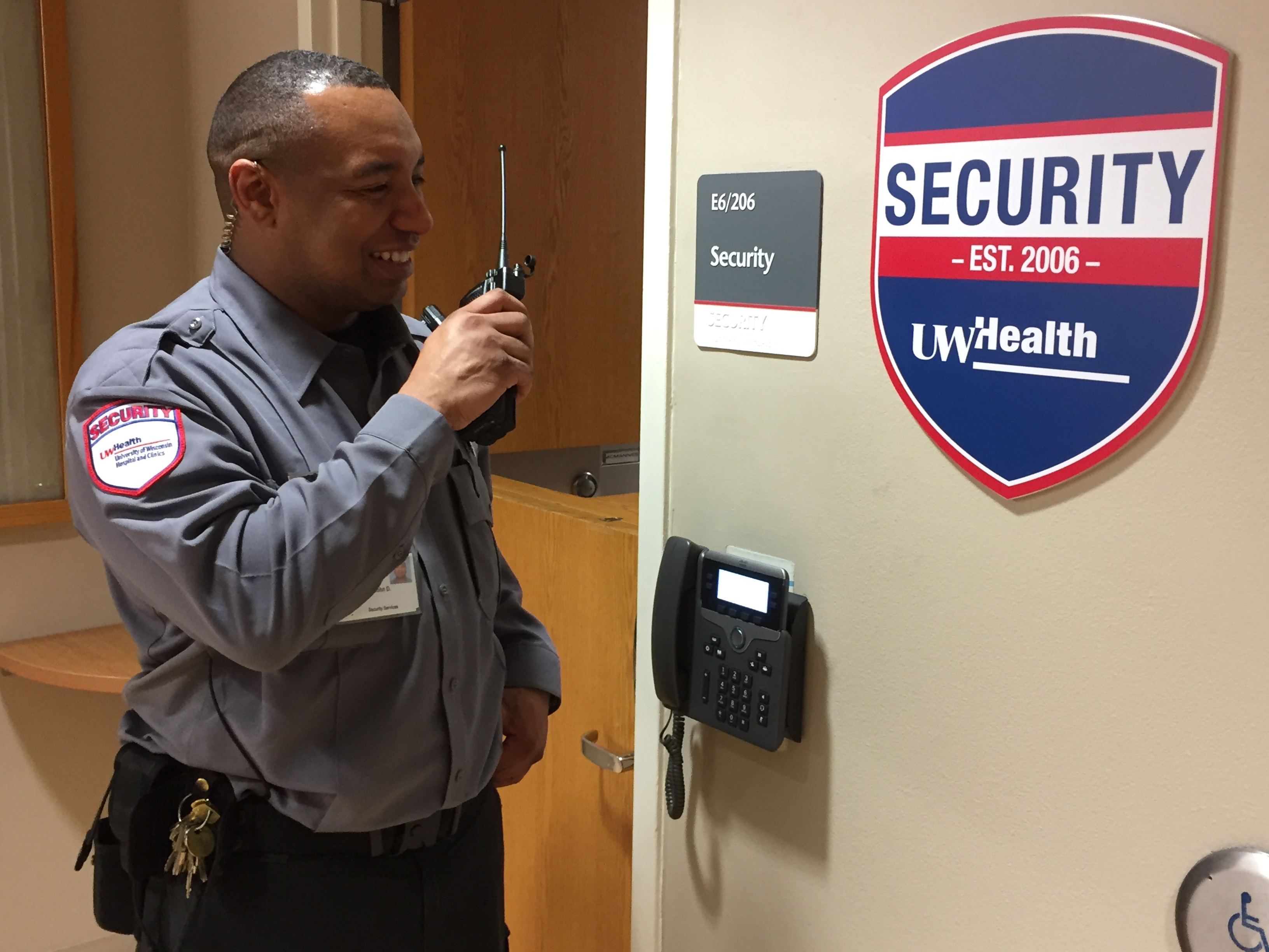 security officer objective