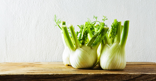 Fennel bulb; Unique vegetables and what to do with them
