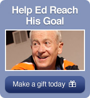 Help Ed Peirick Reach His Goal