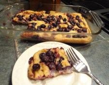 Blueberry Overnight French Toast Recipe