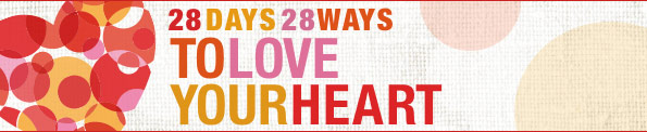 28 Days, 28 Ways to Love Your Heart, UW Health
