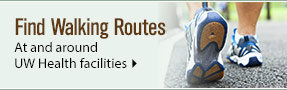 Find Walking Routes At And Around UW Health Facilities