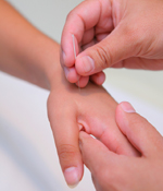 UW Health Integrative Medicine Acupuncture: acupuncture needle