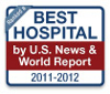 "UW Hospital and Clinics is among the Top 50 in U.S. News and World Report's ""America's Best Hospitals"" guide."