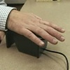 UW Health's patient identification hand scanner
