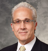 Mohamed Hamdan, MD, MBA, Cardiovascular Medicine Chair, UW Health