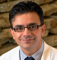 Arjang (Aji) Djamali, MD, is Chief of our Nephrology Division.
