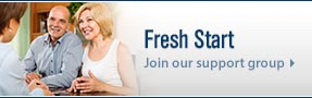 Fresh Start: Join our support group