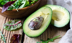 Avocado, which is a staple of the diet for epilepsy offered by UW Health neurology.