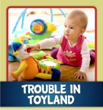 The 26th annual Trouble in Toyland toy safety report.