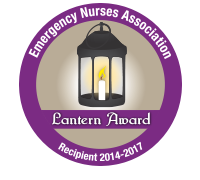 UW Hospital and Clinics emergency department wins Lantern award: Lantern logo