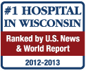 UW Hospital Ranked Number 1 in Wisconsin by US News and World Report