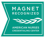 Magnet Recognized Logo from ANCC