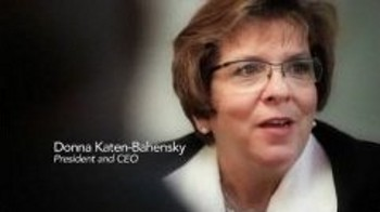 UW Hospital and Clinics President and CEO Donna Katen-Bahensky discusses the hospital's UHC Supply Chain Performance Excellence Award.