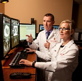 Two UW Health radiologists