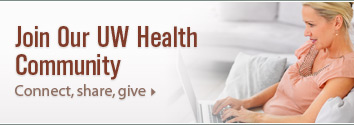 Join Our UW Health Community