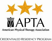 UW Health Sports Medicine Physical Therapy residency APTA badge
