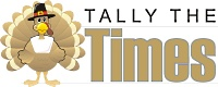 Tally the Times logo