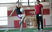 UW Health sports performance: Soccer player training