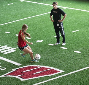 UW Health Sports Performance's soccer training program helps you become a better athlete, and better soccer player.