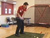 Golfers Clinic Helps Golfer Find His Swing
