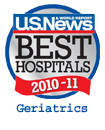 US News and World Report Best Hospitals: Geriatrics