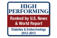 U.S. News and World Report: High performing hospitals, 2012-13