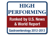 U.S. News and World Report: America's Best Hospitals, 2012-13
