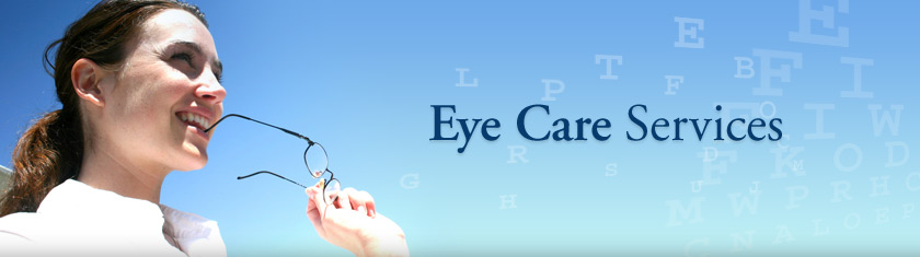 Eye Care Services - Ophthalmology