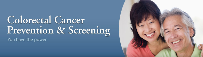 Colorectal Cancer Prevention and Screening