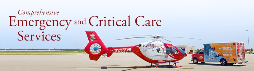 Emergency and Critical Care Services