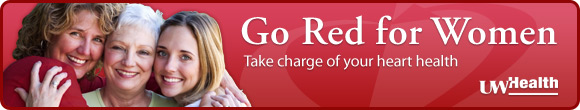 Go Red for Women e-Newsletter