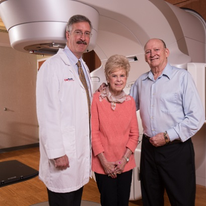 State-of-the-Art Radiation Oncology on Madison