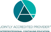 Jointly Accredited Provider: Interprofessional Continuing Education logo