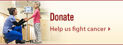 Make a donation to the University of Wisconsin Carbone Cancer Center; Madison, Wisconsin