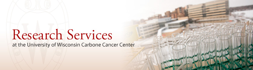 UW Carbone Cancer Center - For Researchers