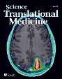 Science Translational Medicine cover