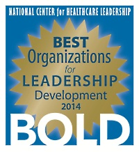 UW Medical Foundation: Best Organization for Leadership Development logo