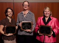 Working at UW Medical Foundation: Community service award recipients