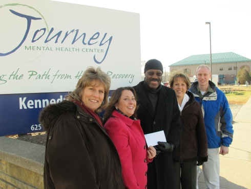 UW Hospital and Clinics employee-directed giving: Journey Mental Health