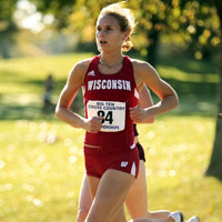 University of Wisconsin runner