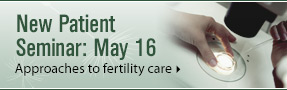 Generations New Patient Seminar: May 16, 2013