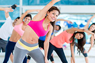 UW Health exercise, fitness and performance programs: An exercise class
