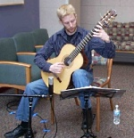 UW Health Sound Health: Guitarist at UW Hospital and Clinics