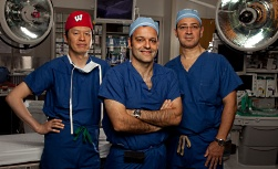 UW Health Heart, Vascular and Thoracic Care: Three cardiac surgeons