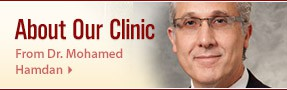 UW Health Faint and Fall Clinic: Dr. Mohamed Hamden