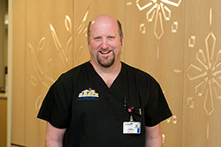 Andy, Nurse Clinician, UW Hospital and Clinics