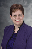 Bethaney Campbell, RN, MN, AOCNS, 2008 nursing excellence award winner
