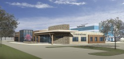 Artist rendering of the new Generations Fertility Care Clinic