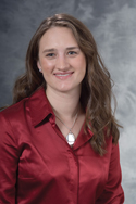 Ariana Imhof, RN, BSN, 2008 nursing excellence award winner